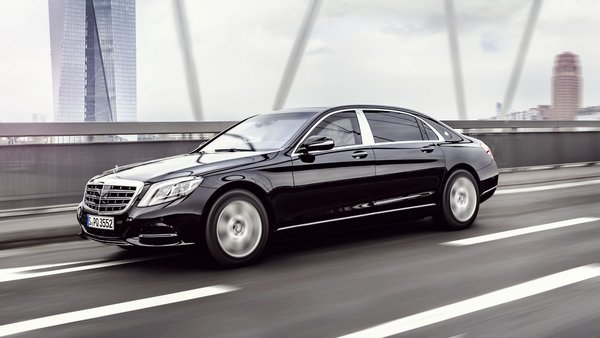 Creative 2016 MercedesMaybach S600 Guard Review  Top Speed