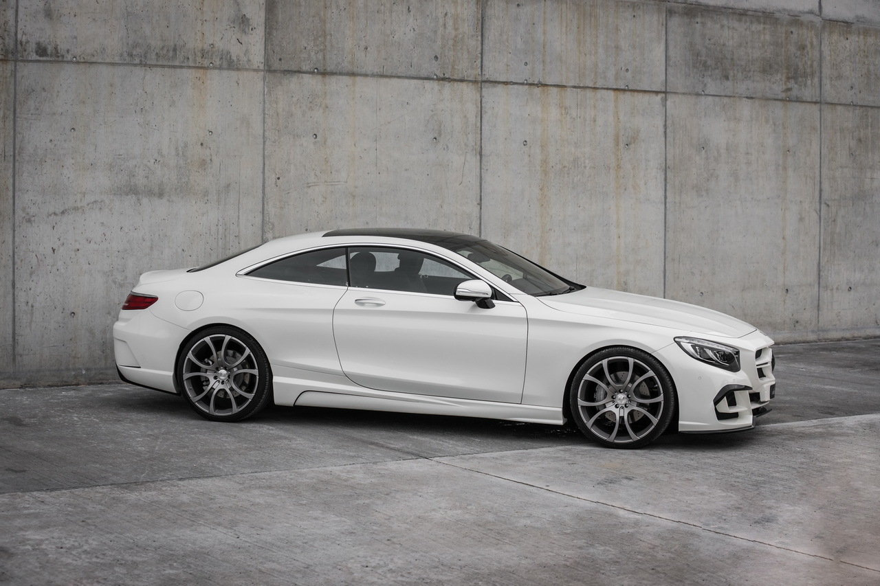 2016 mercedes s class coupe ethon by fab design. Black Bedroom Furniture Sets. Home Design Ideas