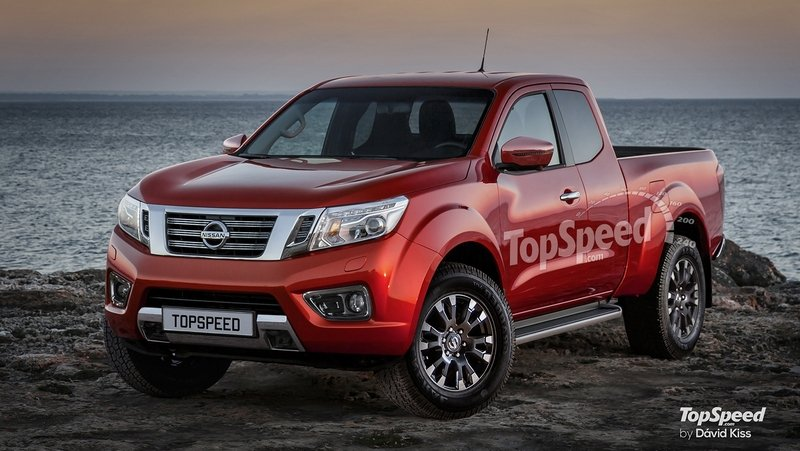2018 Nissan Frontier Review Top Speed