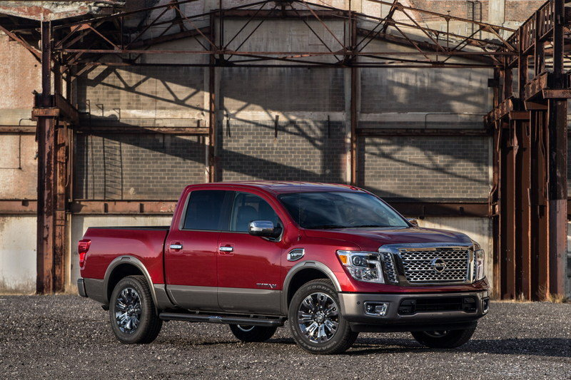 2017 Nissan Titan High Resolution Exterior - image 665129