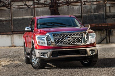 Where is the Nissan Titan's V-6 Option? - image 665131