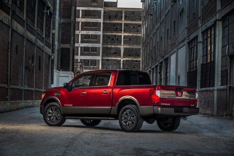 2017 Nissan Titan High Resolution Exterior - image 665133