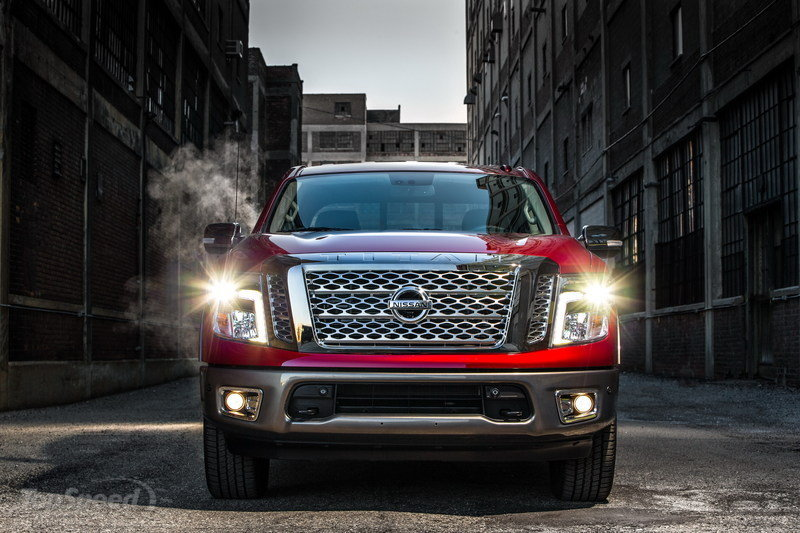 2017 Nissan Titan High Resolution Exterior - image 665134
