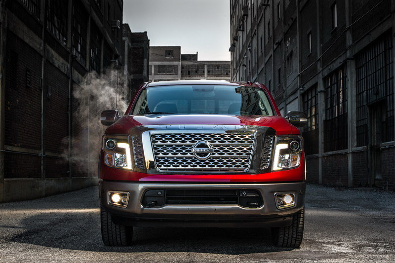 2017 Nissan Titan High Resolution Exterior - image 665135