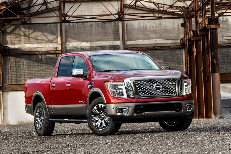 2017 Nissan Titan High Resolution Exterior Wallpaper quality - image 665128