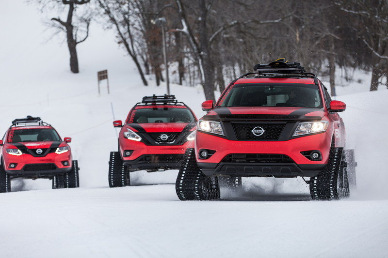 "2016 Nissan ""Winter Warrior"" Concepts High Resolution Exterior - image 664872"