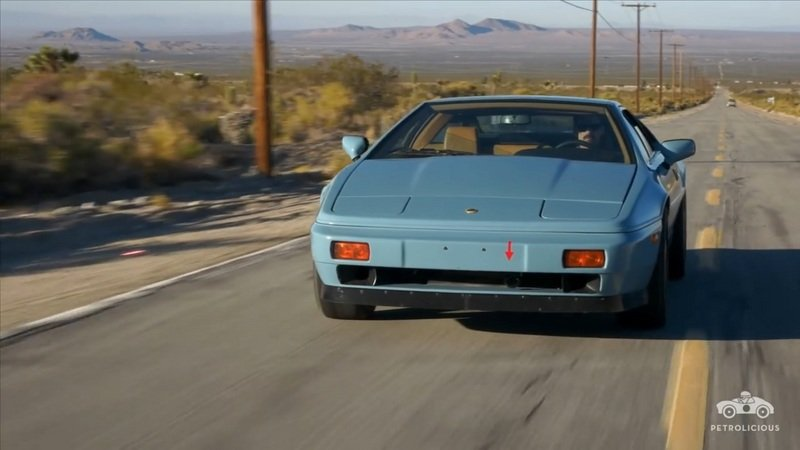 Petrolicious Tells The Story Of Spencer Canon And His Lotus Esprit: Video