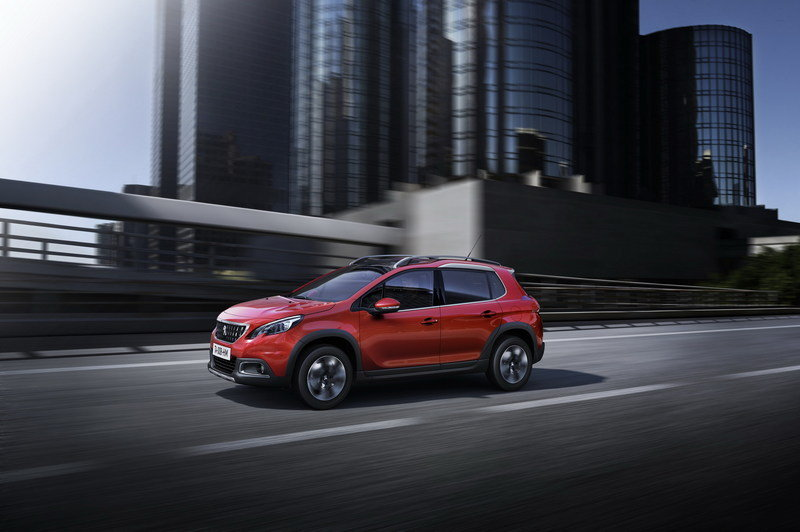 2017 Peugeot 2008 High Resolution Exterior - image 666524
