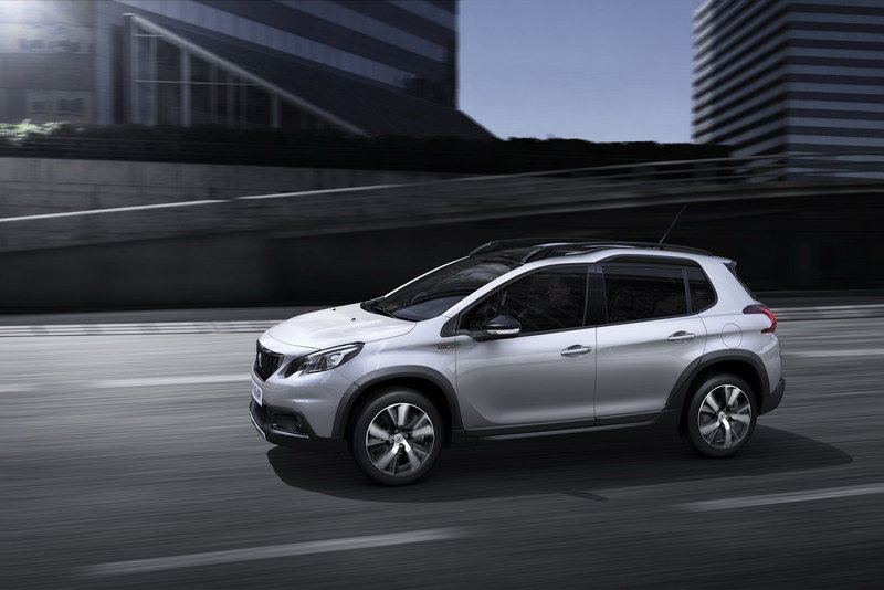 2017 Peugeot 2008 High Resolution Exterior - image 666531