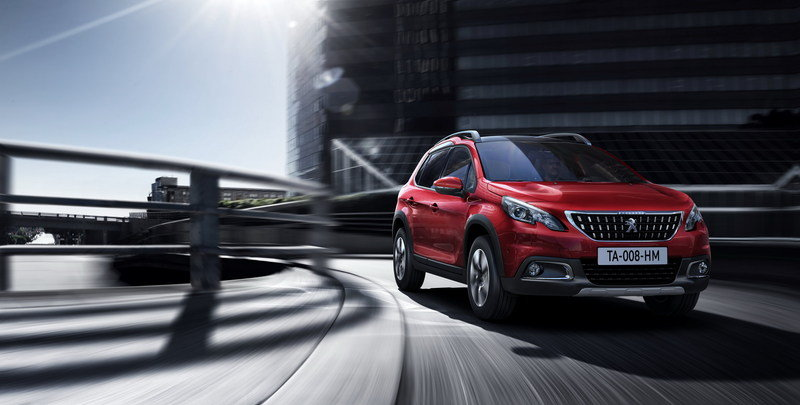 2017 Peugeot 2008 High Resolution Exterior - image 666513