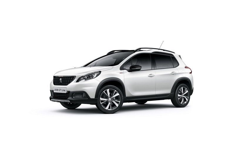 2017 Peugeot 2008 High Resolution Exterior - image 666542