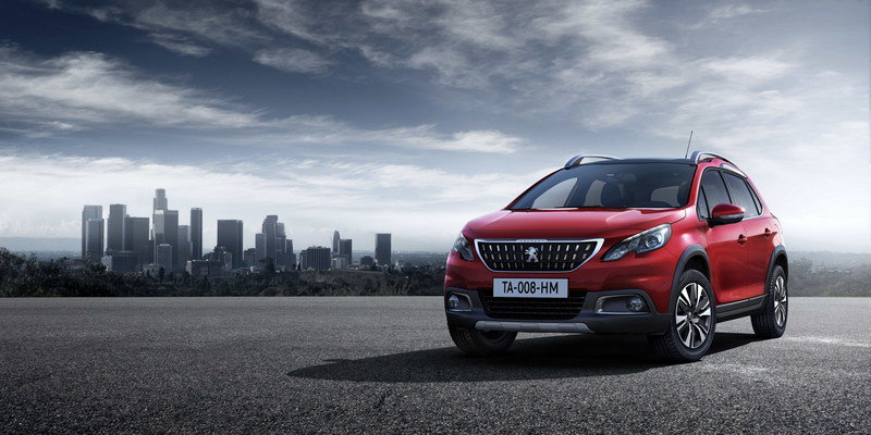 2017 Peugeot 2008 High Resolution Exterior Wallpaper quality - image 666515