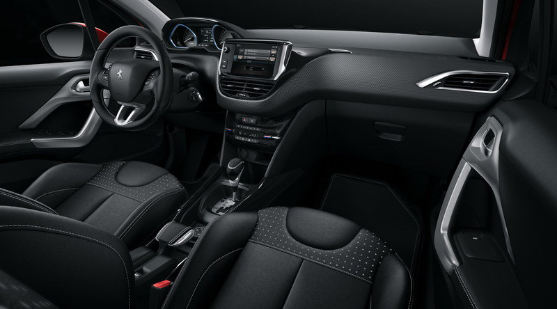 2017 Peugeot 2008 High Resolution Interior - image 666517