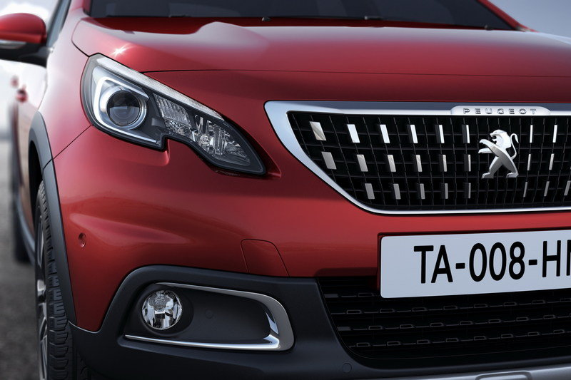 2017 Peugeot 2008 High Resolution Exterior - image 666518