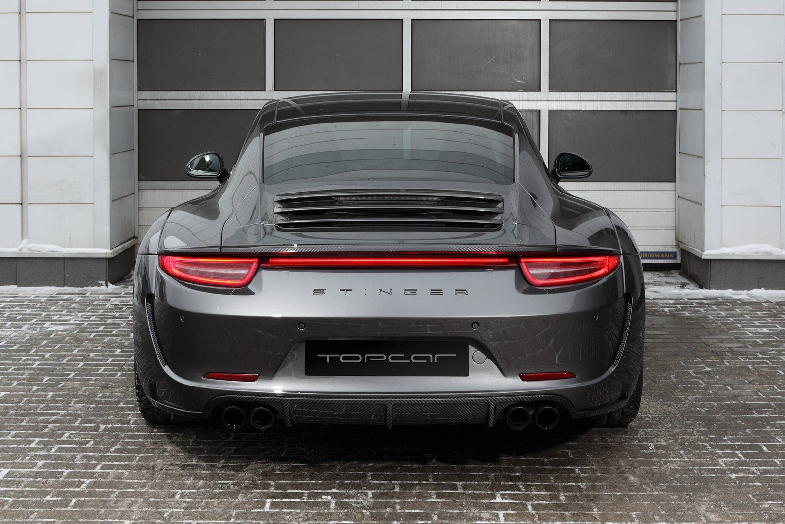 2016 porsche 911 carrera 4s by topcar picture 663982. Black Bedroom Furniture Sets. Home Design Ideas
