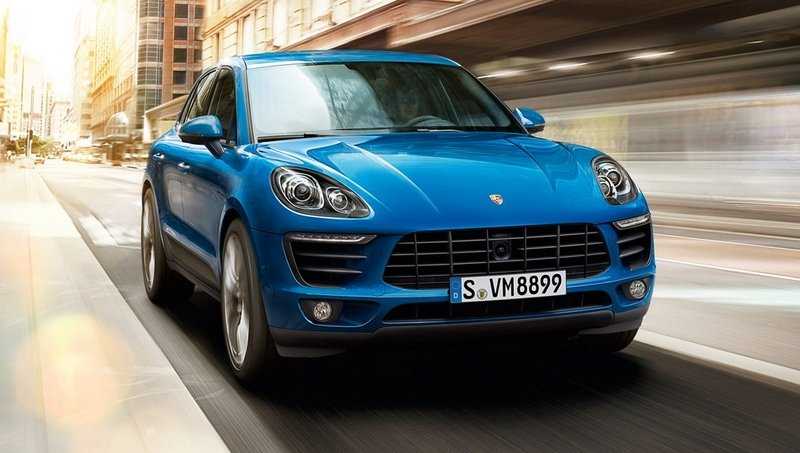 Porsche Still Plans To Release Macan Diesel In The US Market