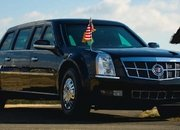 "President Donald Trump's New Presidential Cadillac Limo ""Beast"" is Finally in Service - image 665611"