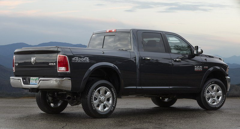 Ram Debuts 4x4 Off-Road Package for 2500 HD Trucks High Resolution Exterior - image 665141