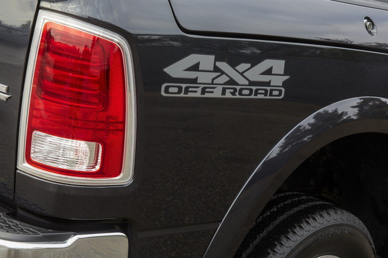 Ram Debuts 4x4 Off-Road Package for 2500 HD Trucks High Resolution Exterior - image 665144