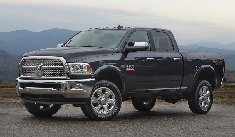Ram Debuts 4x4 Off-Road Package for 2500 HD Trucks High Resolution Exterior - image 665140