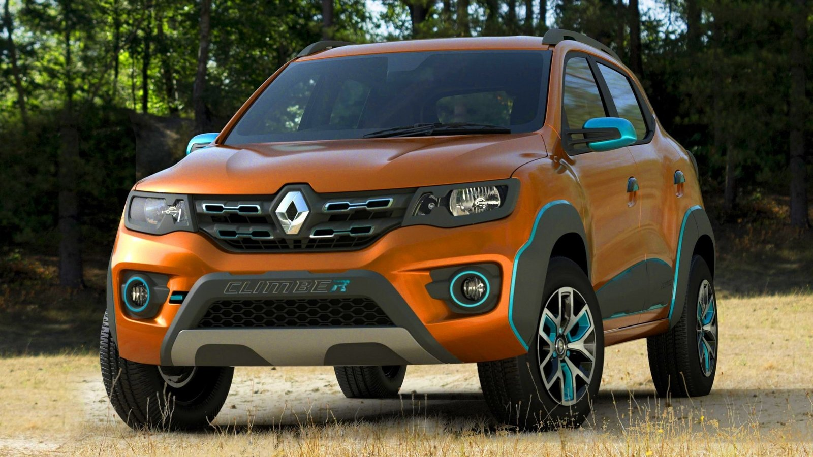 2016 renault kwid climber concept review top speed. Black Bedroom Furniture Sets. Home Design Ideas