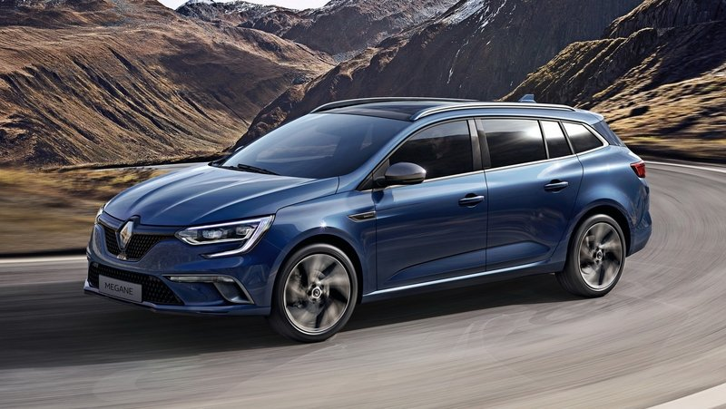 2016 Renault Megane Estate