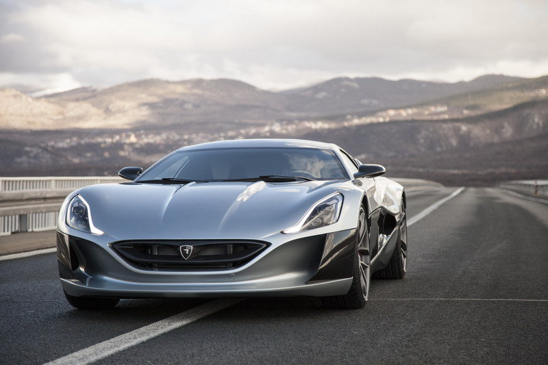 2017 Rimac Concept One High Resolution Exterior Wallpaper quality - image 666781