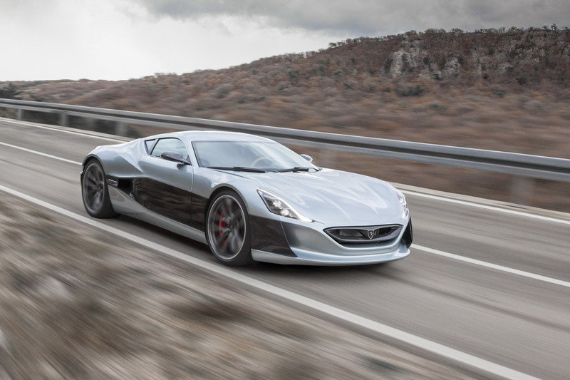 2017 Rimac Concept One High Resolution Exterior - image 666784
