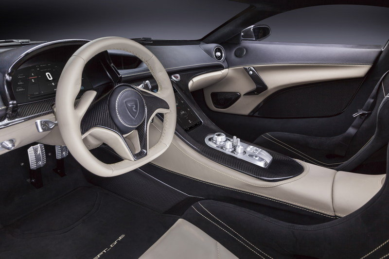 2017 Rimac Concept One High Resolution Interior - image 666787