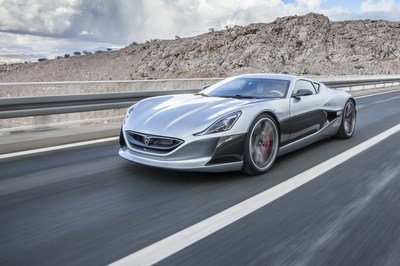 2017 Rimac Concept One - image 666768