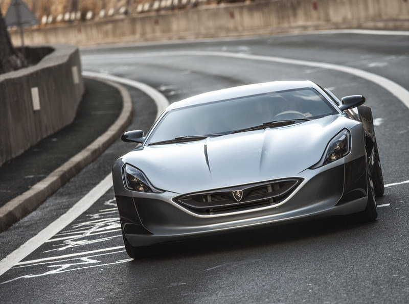 2017 Rimac Concept One High Resolution Exterior - image 666770