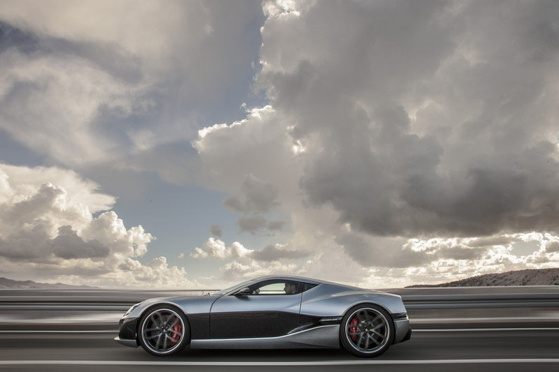 Wallpaper of the Day: 2018 Rimac Concept One