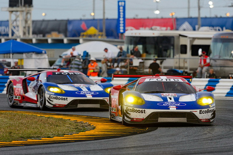Rolex 24 At Daytona - Race Report
