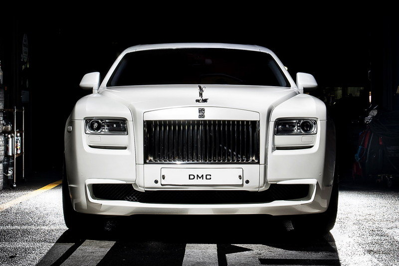 "2016 Rolls Royce Ghost ""SaRangHae"" By DMC"
