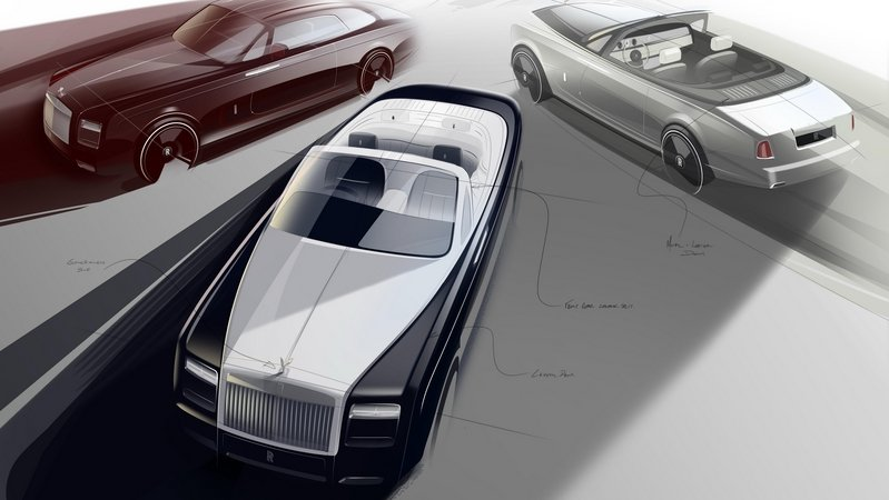 Rolls-Royce To End Production Of The Current Phantom
