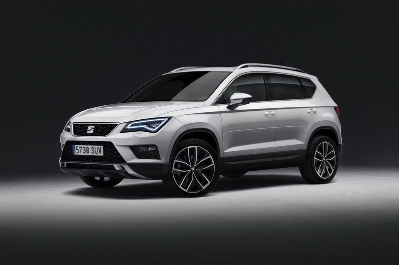 2016 Seat Ateca High Resolution Exterior - image 665655