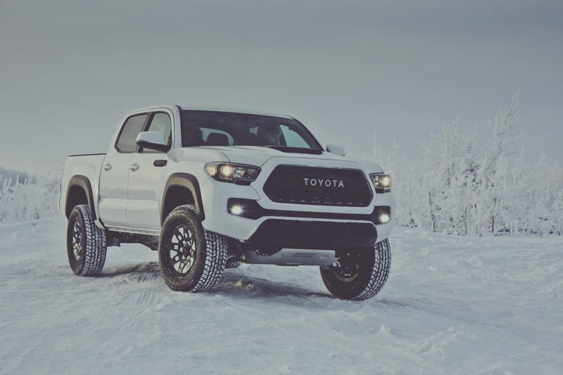 2017 Toyota Tacoma TRD Pro High Resolution Exterior - image 665217