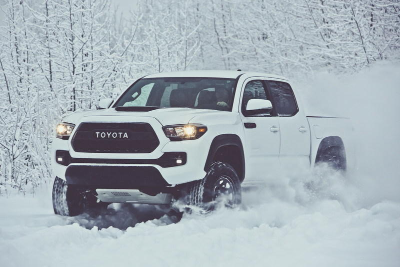 2017 Toyota Tacoma TRD Pro High Resolution Exterior - image 665191