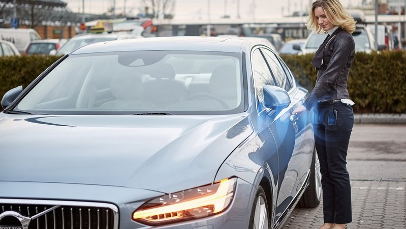 Volvo Pushing To Have Keyless Cars In The Future