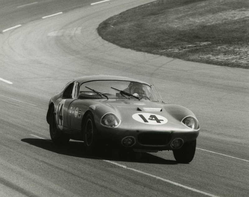 1964 - 1965 Shelby Daytona Coupe High Resolution Exterior - image 671255