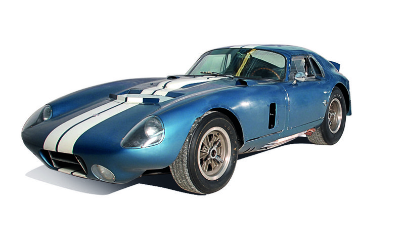 1964 - 1965 Shelby Daytona Coupe High Resolution Exterior - image 671242
