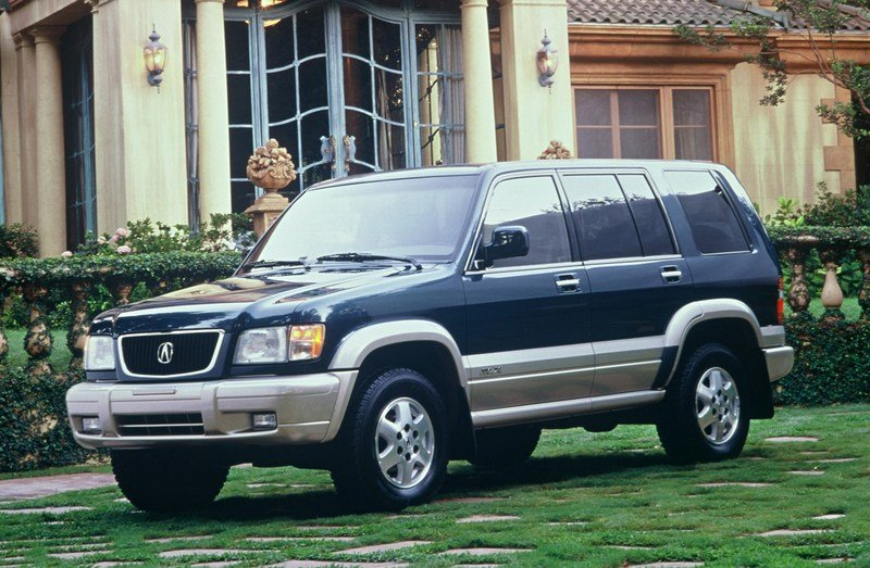 Acura SLX Photos , Pictures (Pics), Wallpapers