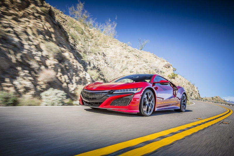 2016 Acura NSX Wallpaper quality - image 669499