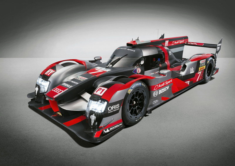 2016 Audi R18 High Resolution Exterior - image 670085