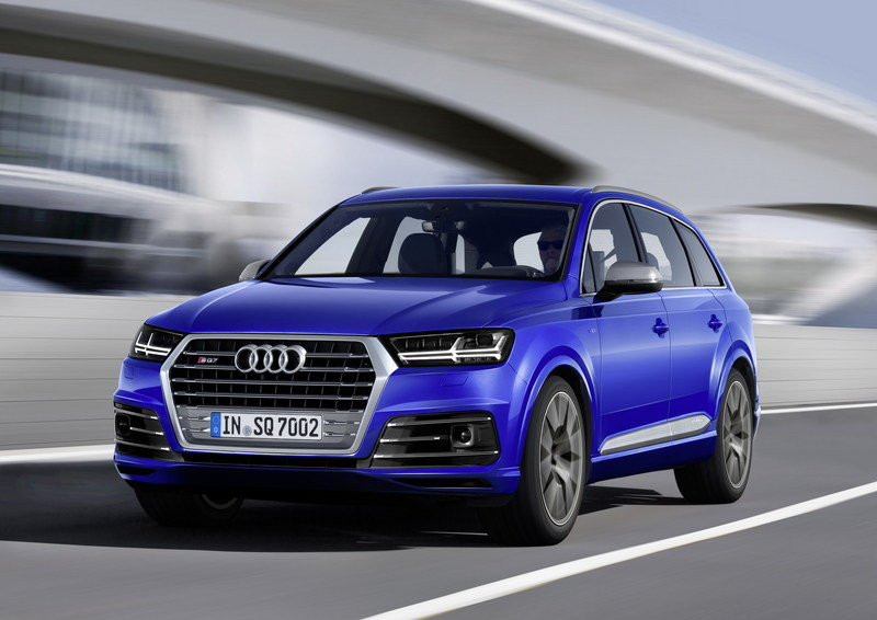 2017 Audi SQ7 High Resolution Exterior Wallpaper quality - image 668233