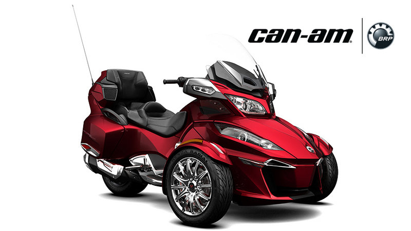 2016 - 2017 Can-Am Spyder RT - image 670794
