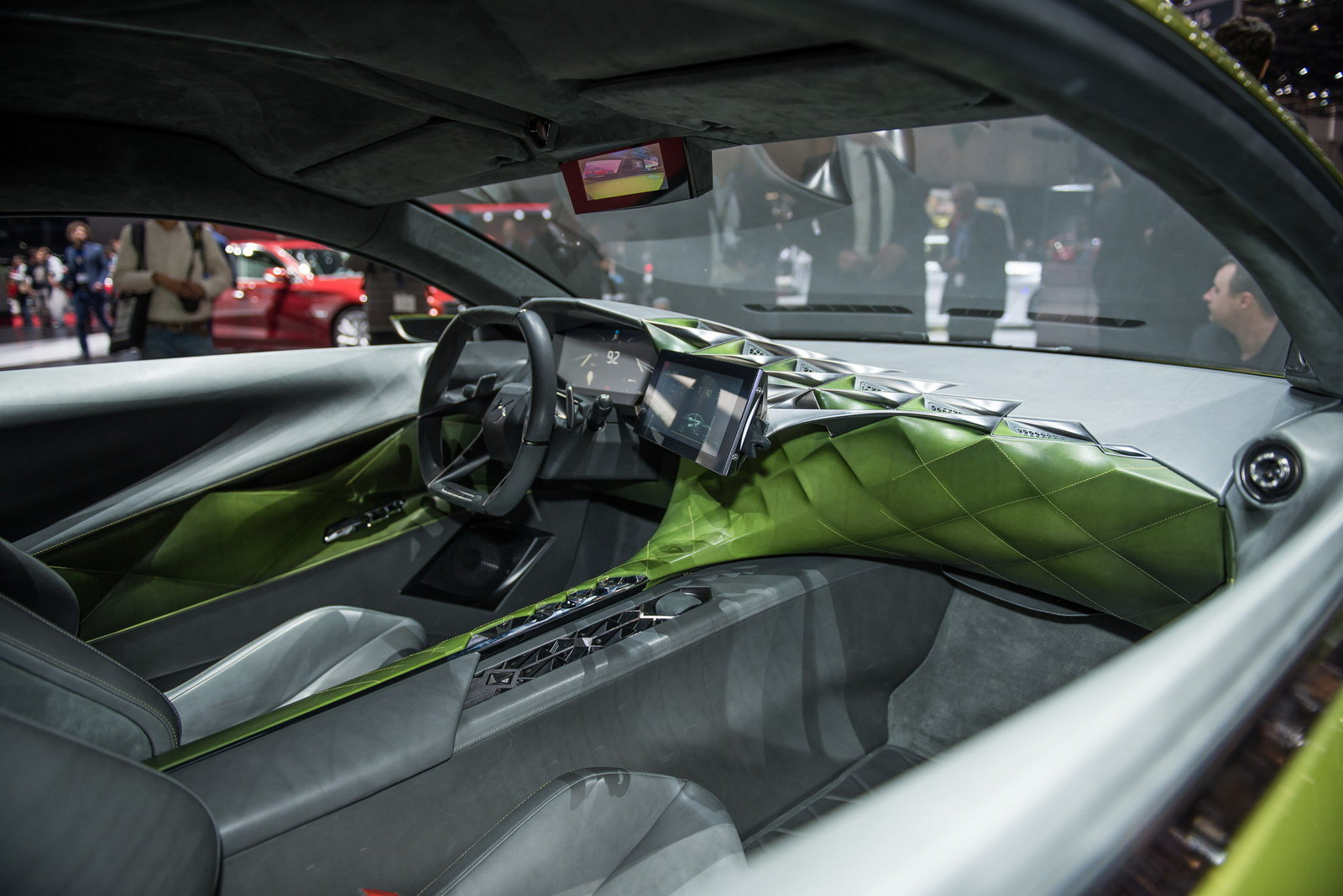 2016 DS E-Tense Concept - Picture 668648   car review @ Top Speed