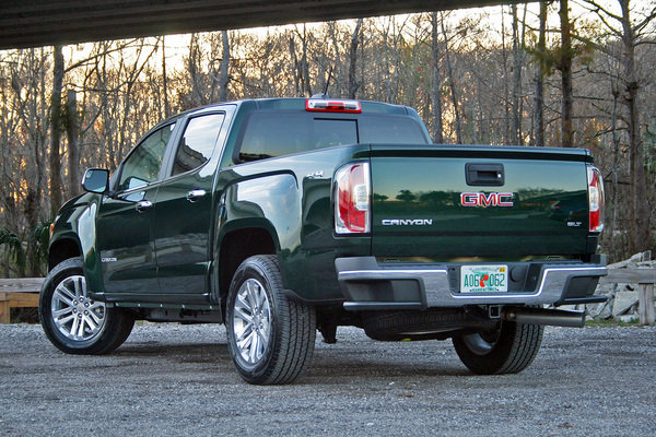 2016 gmc canyon duramax driven picture 669740 truck review top speed. Black Bedroom Furniture Sets. Home Design Ideas