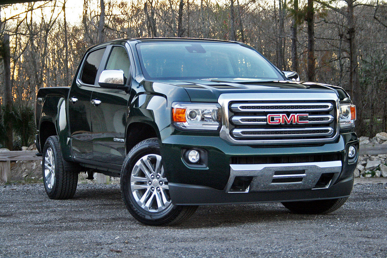 2016 gmc canyon duramax driven picture 669745 truck review top speed. Black Bedroom Furniture Sets. Home Design Ideas
