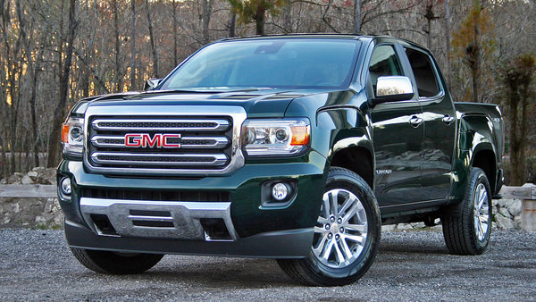 2016 gmc canyon duramax driven review top speed. Black Bedroom Furniture Sets. Home Design Ideas